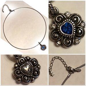 Kirks Folly choker necklace